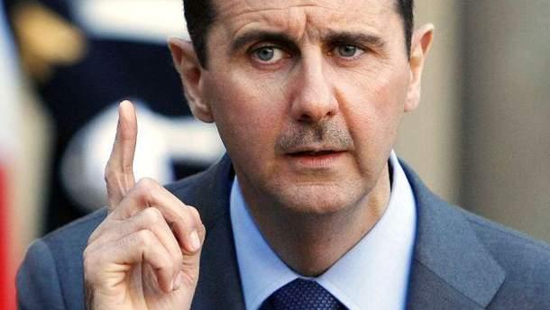 Режим Асада Башара – главная причина сирийской катастрофы