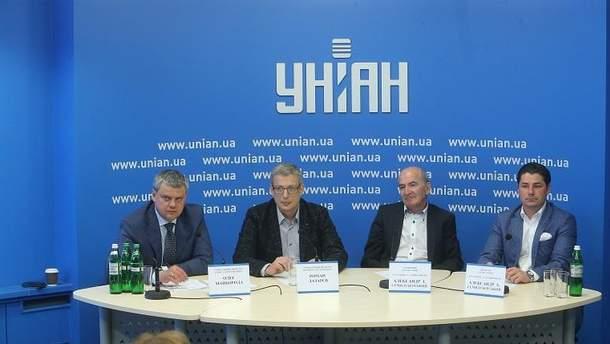 Презентация нового проекта на рынке жилой недвижимости Киева – Edelweiss House.