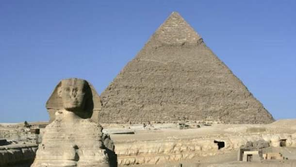 В МИД украинцам советуют не ехать в Египет