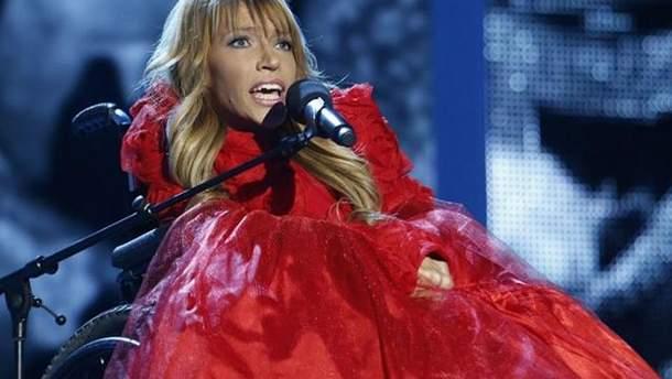Юлия Самойлова уже стала участница Евровидения-2018