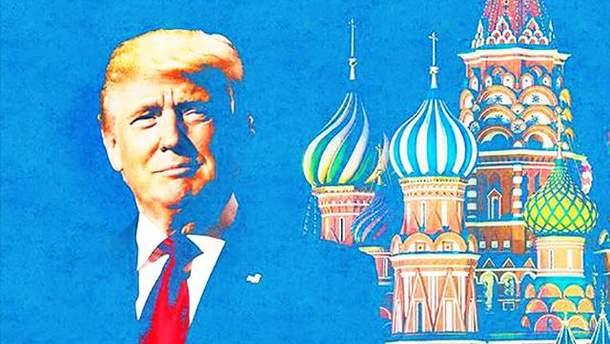 Розвідка має дані про контакти команди Трампа з Росією
