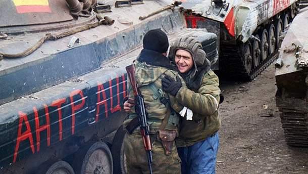 Боевики на Донбассе совершают преступления в отношении гражданских