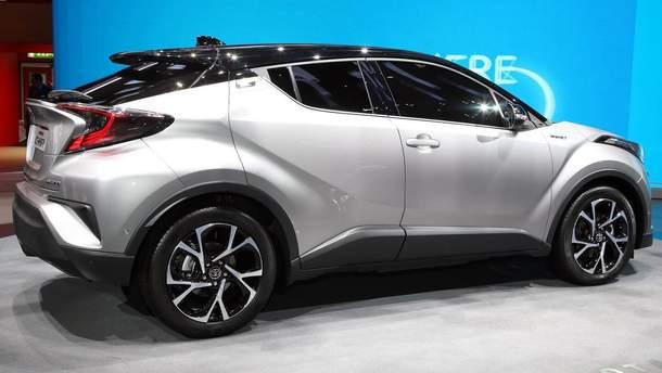 Авто Toyota C-HR