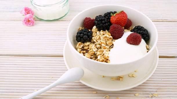 Сніданок в