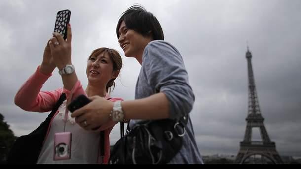 Китайські туристи