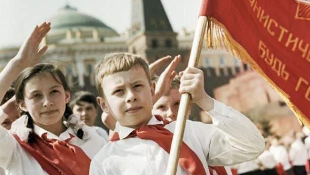 Дети в коммунизме