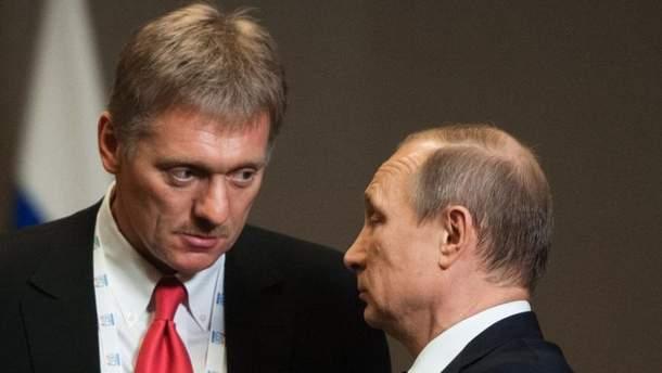 Путін заробляє менше, ніж Пєсков