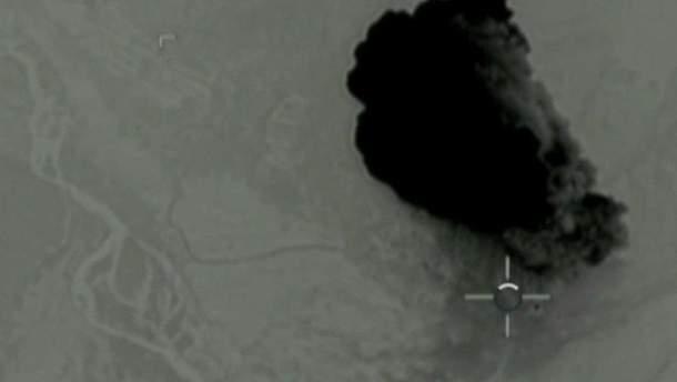 """Взрыв """"матери всех бомб"""" в Афганистане"""