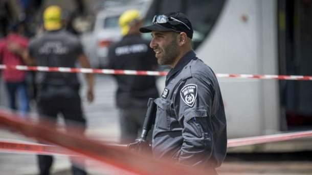 Поліція на місці вбивства