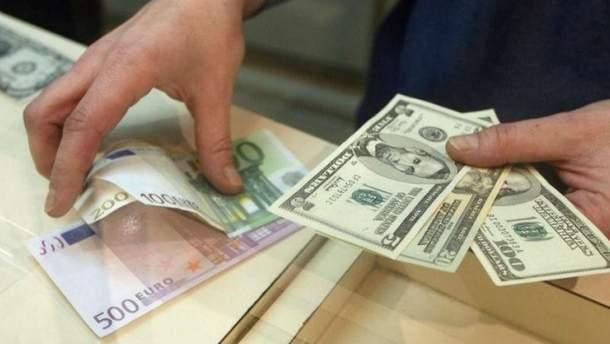 Курс валют на 18 квітня