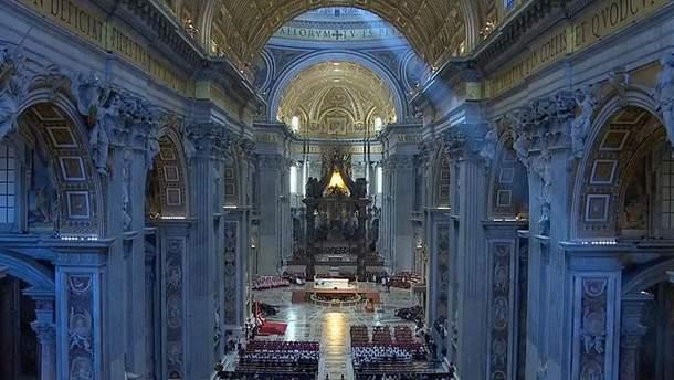 Богослужіння у Ватикані