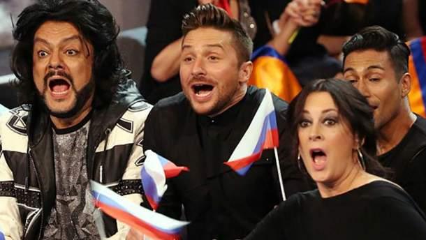 Россия может пропустить Евровидение-2018