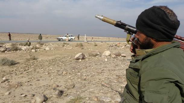 Сами боевики говорят, что потерь не понесли