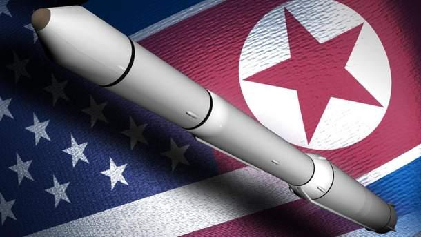 США відмовляються від застосування силового сценарію у КНДР