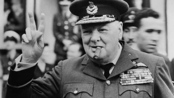 Винстон Черчиль