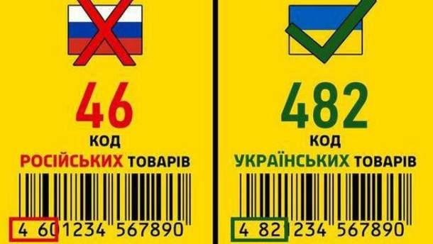 Бойкот российской продукции