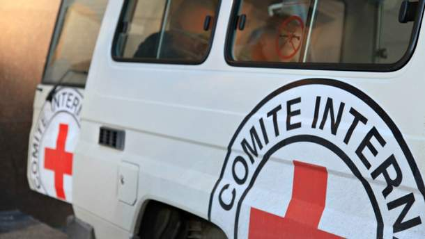 Волонтери Червоного Хреста приїхали на Донбас