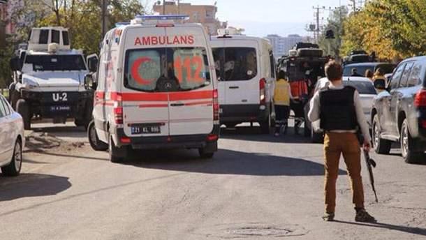 Стрілянина на референдумі в Туреччині