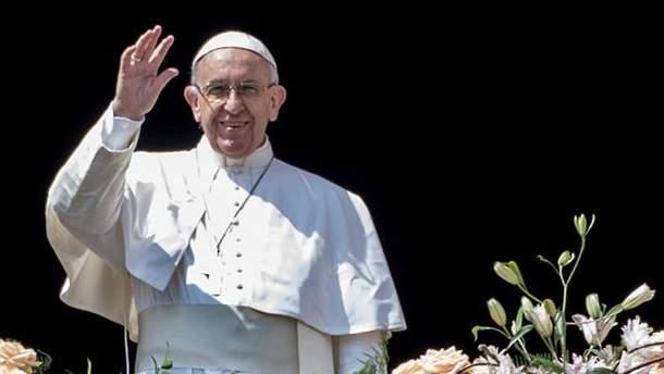 Папа Римсткий Франциск