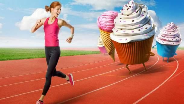Психологічні трюки для схуднення