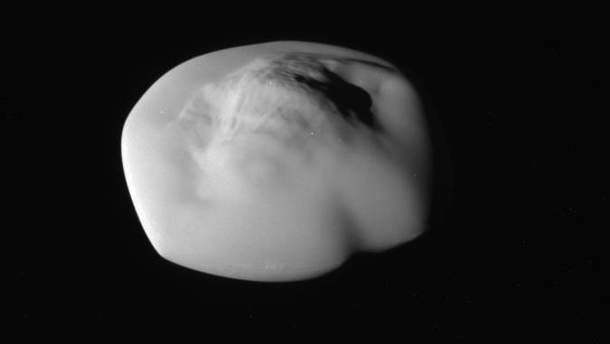 Спутник Сатурна Атлас