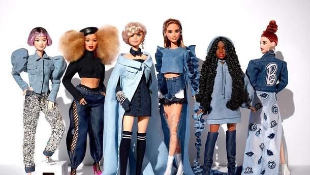 Коллекция одежды для Barbie