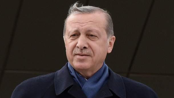 Раджеп Ердоган