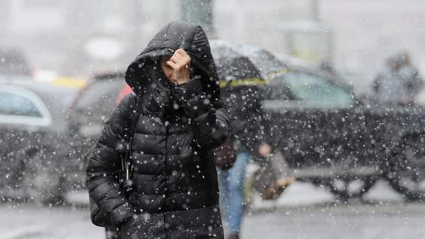 В Україну насувається циклон