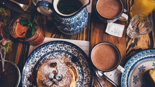 Не варто пропускати сніданок