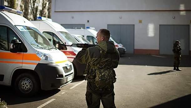 На Пасху террористы развлеклись, как они умеют