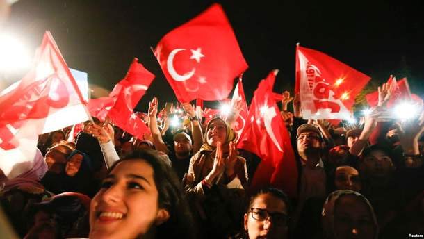 Після референдуму Туреччині нічого мріяти про ЄС