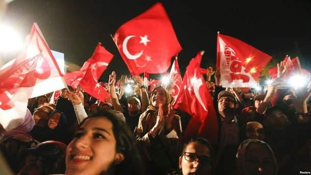 После референдума Турции ничего мечтать о ЕС