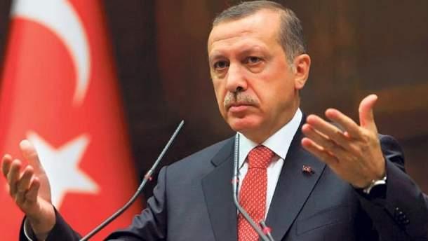 Першим Ердогана привітав Дональд Трамп