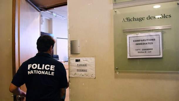 Французька поліція