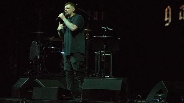 Баста зібрався виступити в Києві
