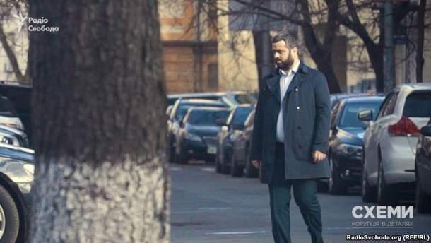 """Колишній прокурор Сергій Лисенко з групи """"Лисі птахи"""""""
