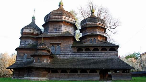 Церковь святого Юра в Дрогобыче