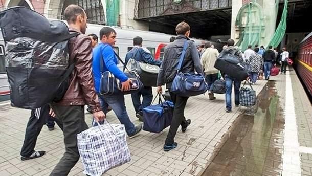 Если заработает безвиз с ЕС, украинские заробитчане могут массово возвращаться домой