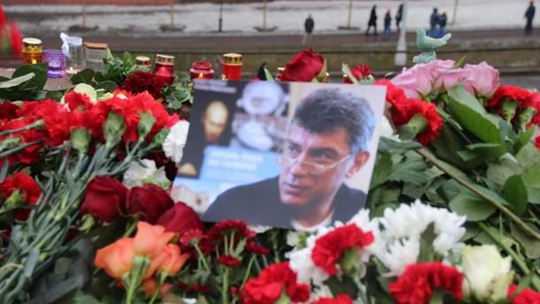Бориса Немцова застрелили на Большом Москворецком мосту вблизи Кремля