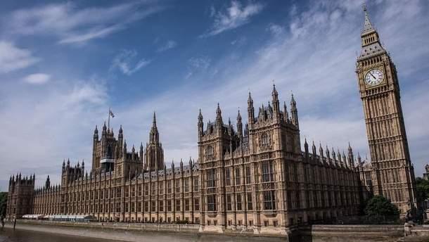В Британії пройдуть дострокові вибори парламенту