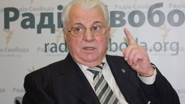Леонид Кравчук знает, как народ может повлиять на власть