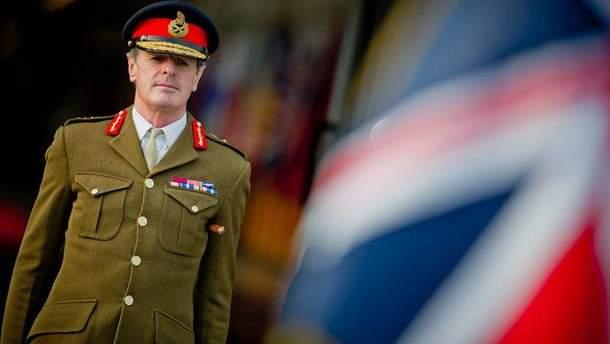 Генерал Ричард Ширрефф