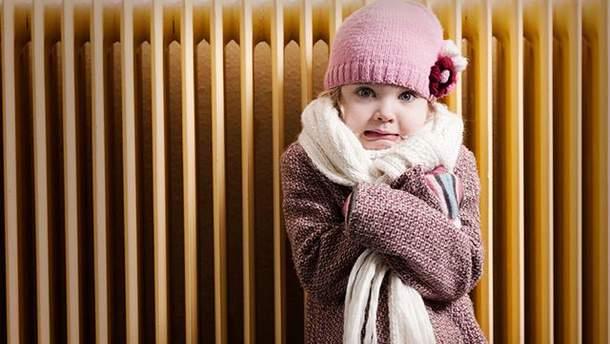 В Черновцах из-за холодов закрывают школы и другие детские учреждения