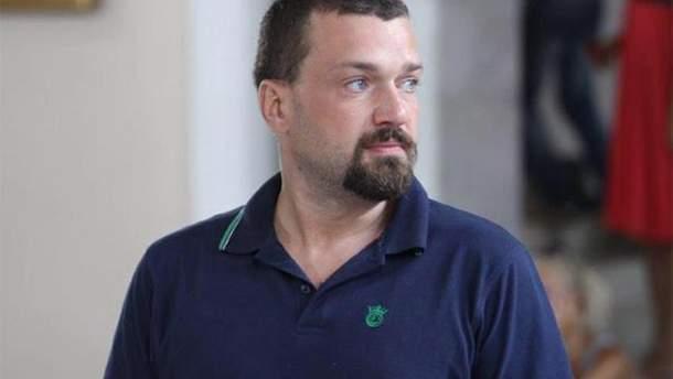 Один из руководителей СТБ Сергей Назаров скончался от инсульта