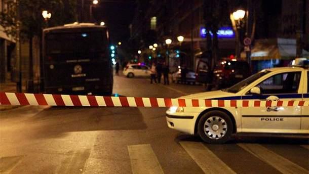 У Греції вибухнула бомба