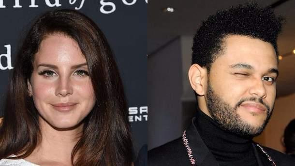 Лана дель Рей записала песню с Weeknd