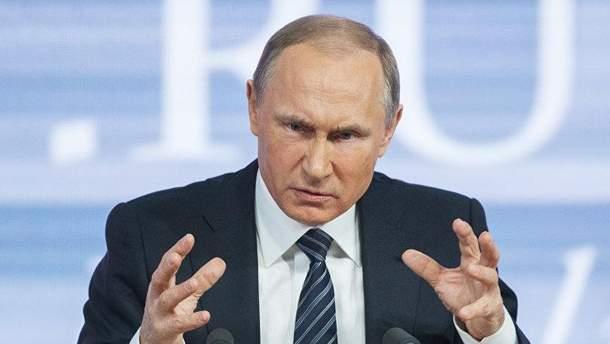 У Путина ответили на отделение Донбасса от Украины