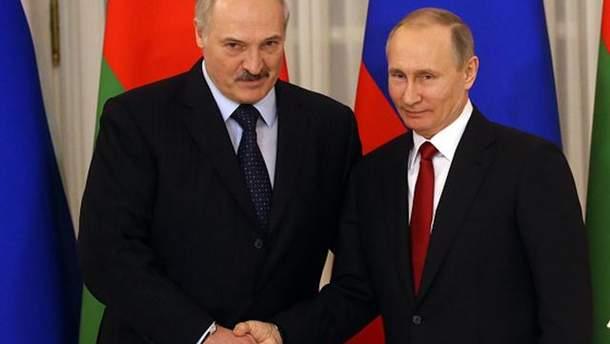 Лукашенко запевнив, що Білорусь орієнтується на Росію