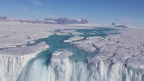 Таяння льодовика