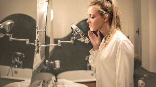 Висипи на обличчі можуть сигналізувати про хворі внутрішні органи